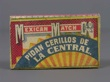 MEXICAN MATCH Co. Cerillos.