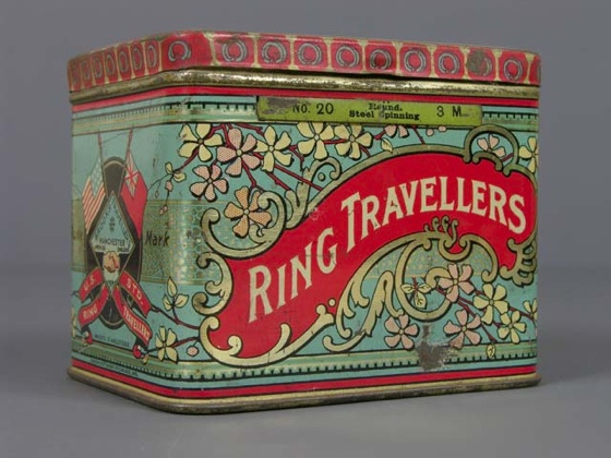 BROOKS RING TRAVELLERS Co. Ltd. Ring Travellers. Baleros para máquina de tejido.