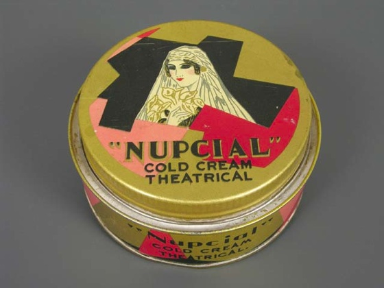 NUPCIAL COLD CREAM THEATRICAL. Crema.