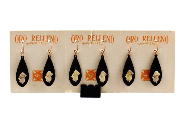 Oro Relleno Earrings